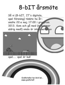 8-bit årsmöte